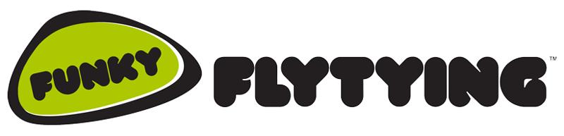 Funky Fly Tying Logo