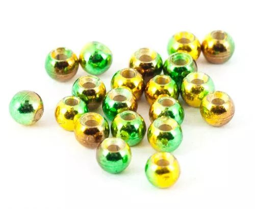 Anodized Camo Tungsten Beads
