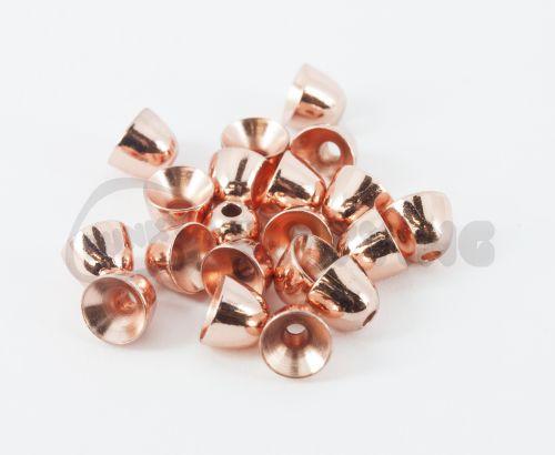 Brass Cones Metal Colours Copper