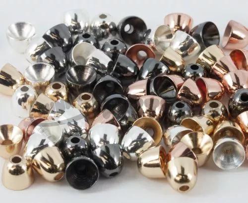 Brass Cones Metal Colours