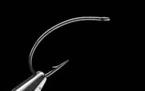 Daiichi 1167 Klinkhammer Hook Black Nickel