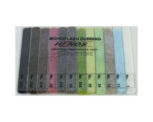 Hends Microflash Dubbing Boxes