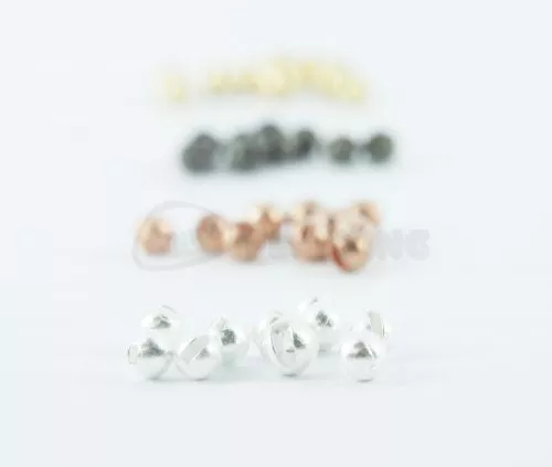 Hends Slotted Tungsten Beads