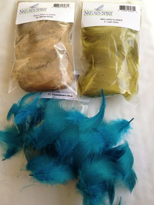 Nature's Spirit Mallard Flanks Dyed