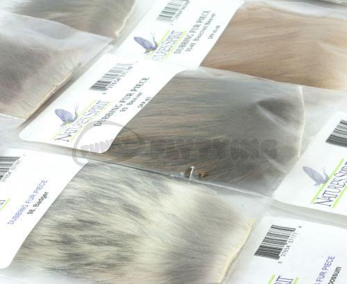 Nature's Spirit Natural Dubbing Fur Pieces