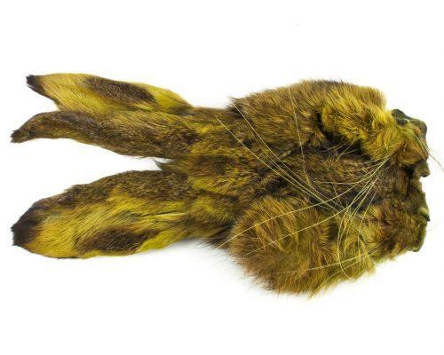 Nature's Spirit Premium Dyed Hare's Mask