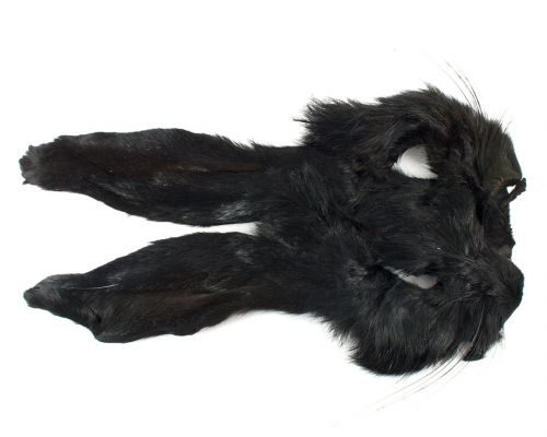 Nature's Spirit Premium Dyed Hare's Mask