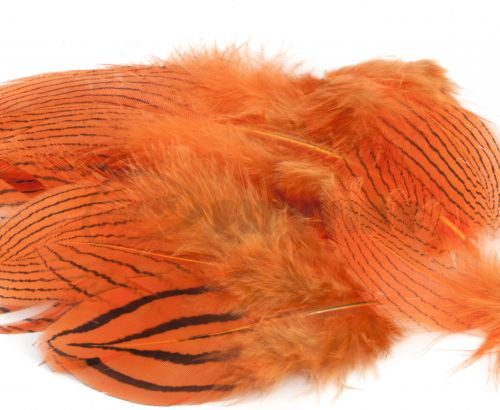 Nature's Spirit Silver Pheasant Body Feathers (Discontinued)