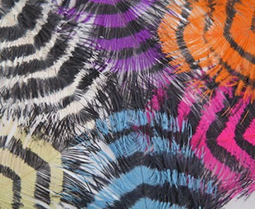 OPST Barred Ostrich Feathers