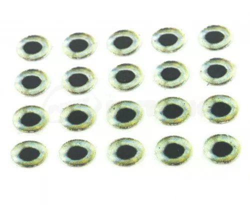 Realistic Pelagic Tape Eyes