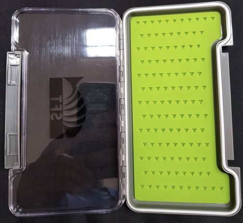 Soldarini Waterproof Silicone Fly Box