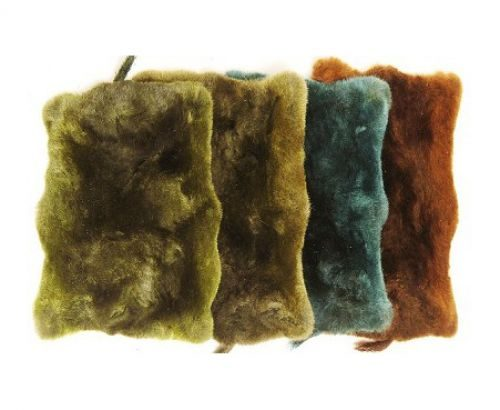 Veniard Mole Skins Natural and Dyed