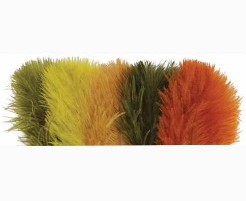 Wapsi Select Marabou Plumes 12 Plumes Fly Tying Feathers Flourescent Colours