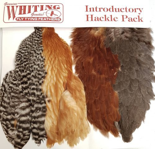 Whiting Soft Hackle Intro Pack