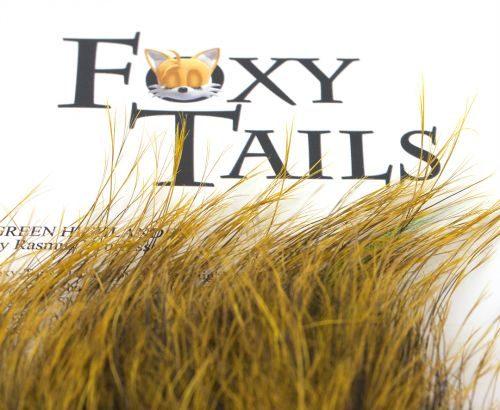 Wild Boar Bristles by Foxy Tails