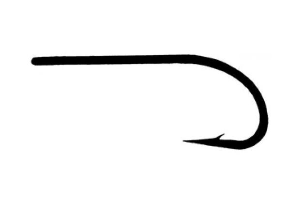 Daiichi 2451/2450 Short Shank Salmon/Steelhead Hook