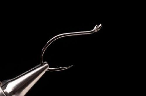 Daiichi 2557 Black Nickel Intruder Hook