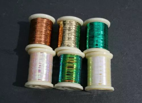 Dual Colour Tinsels MADE IN GREAT BRITAIN