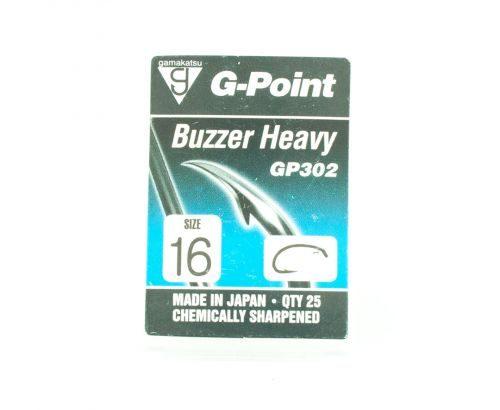 Gamakatsu G-Point Buzzer Heavy Hook