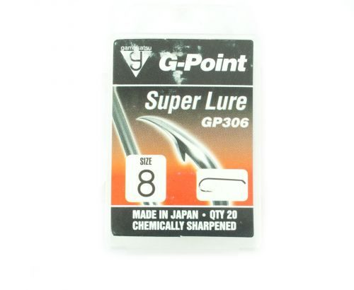 Gamakatsu G-Point Super Lure