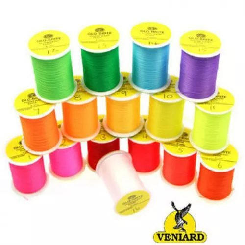 Glo-Brite Fluoro Floss 100 Yards