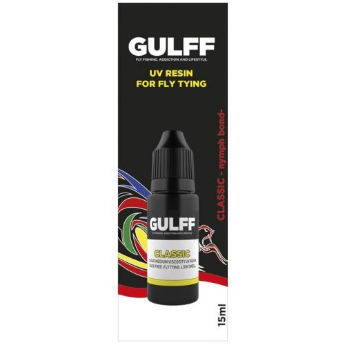 Gulff Clear Uv Resins