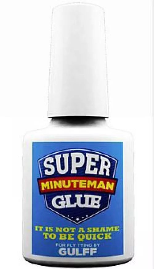 Gulff Minute Man Superglue