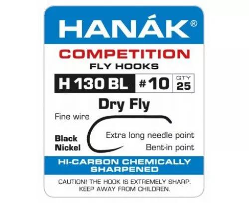 Hanak 130BL Dry Fly Hook