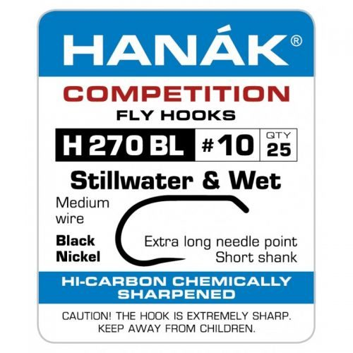 Hanak 270BL Wet Hook