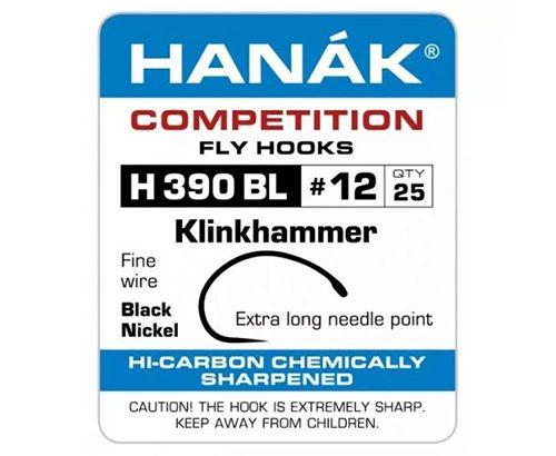 Hanak 390BL Klinkhammer Hook