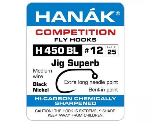 Hanak 450BL Jig Superb Hook