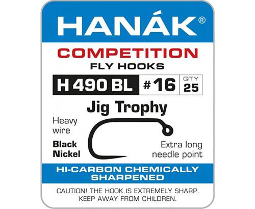 Hanak 490BL Jig Trophy Hook