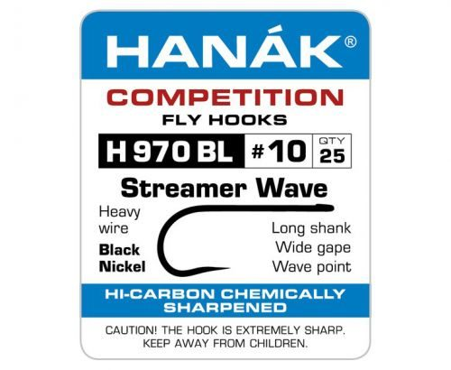 Hanak 970BL Streamer Hook
