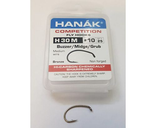 Hanak H30M Buzzer Hook Barbed