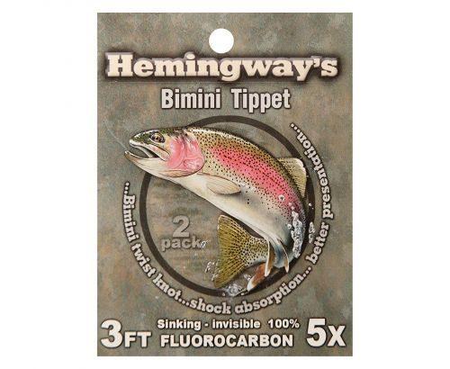 Hemingway's Bimini Tippet