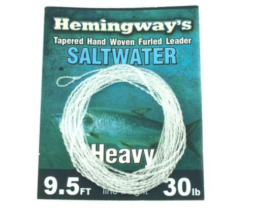 Hemingway's Heavy Saltwater Tapered Leader