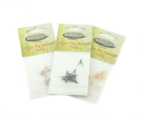 Hemingway's Stonefly Nymph Tails