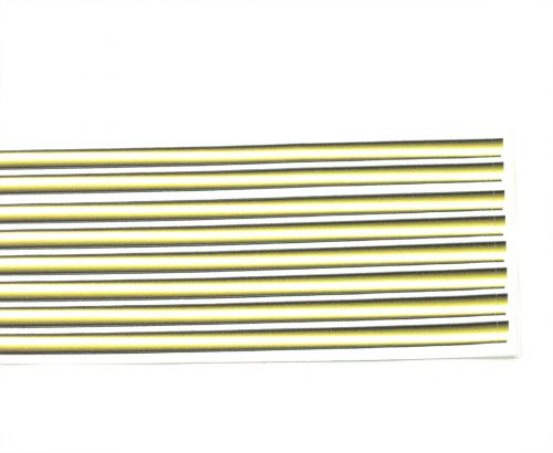 Hemingway's Synthetic Tapered Peacock Quills