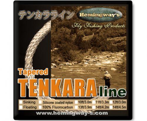 Hemingway's Tenkara Fly Line