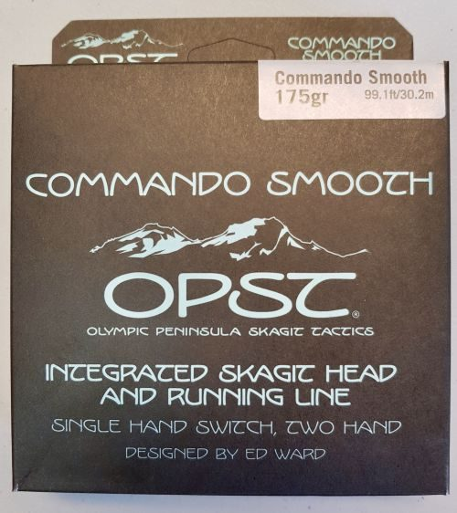 OPST Commando Smooth Fly Lines