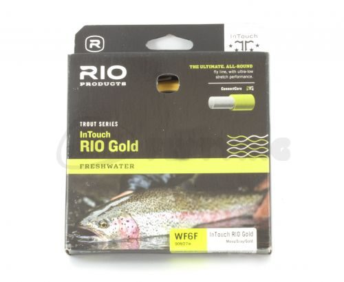 Rio In Touch Gold Line