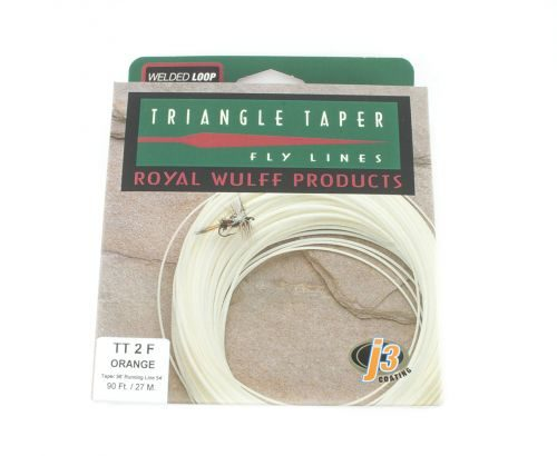 Royal Wulff Triangle Tapered Floating Line