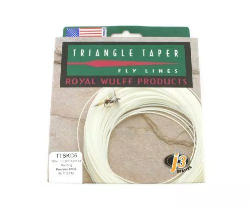 Royal Wulff Triangle Tapered Sinking Predator Line