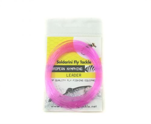 Soldarini European Nymphing Leaders 30Ft / 10M