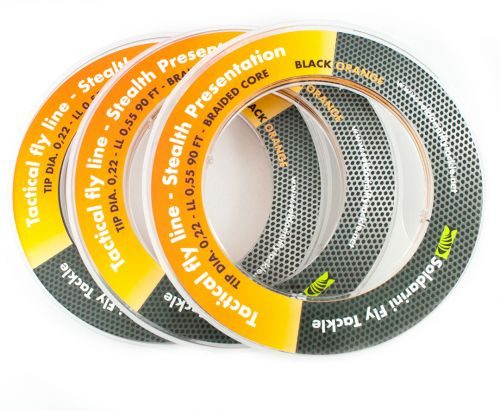 Soldarini Tactical Presentation Fly Lines
