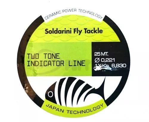 Soldarini Two Tone Indicator Line 25m