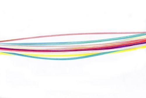 Troutline UV Ribbing Fibres