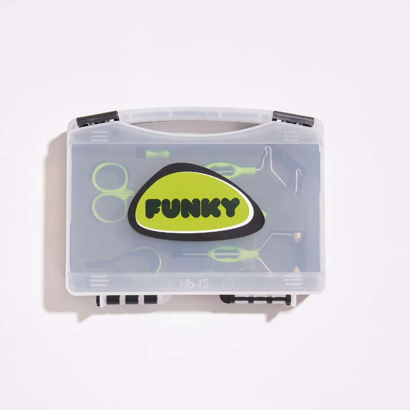 Funky Fly Tying Tool Kit